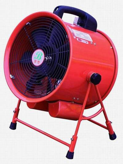 Fire fan some fire departments choose to use heavy duty fans or